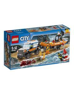 LEGO City Coast Guard Robust beredskapsenhet 60165