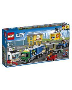 LEGO City Town Lasteterminal 60169