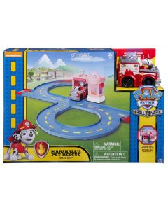 Paw Patrol On A Roll Marshalls's Pet Rescue Starter Set