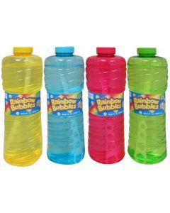 Regnbue-såpebobler 1 liter