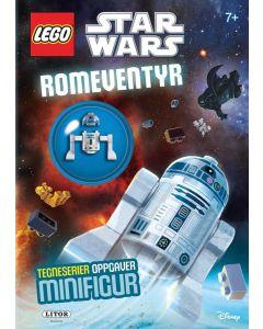 LEGO Star Wars - aktivitetsbok med figur