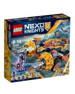 LEGO Nexo Knights Axls tordenmaker 70354