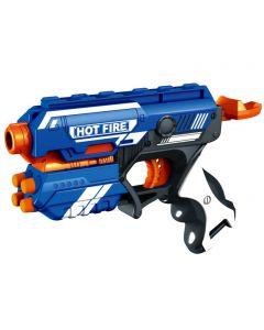 Blaze Storm gevær med pull back - inkl. 5 piler