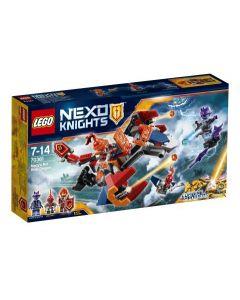 LEGO Nexo Knights Macys botdroppdrage 70361