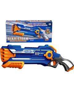 Blaze Storm semi-automatisk gevær med piler