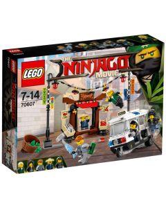 LEGO Ninjago 70607 Forfølgelse i NINJAGO® by