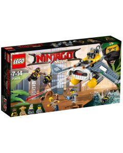 LEGO Ninjago 70609 Djevelrokkebomber