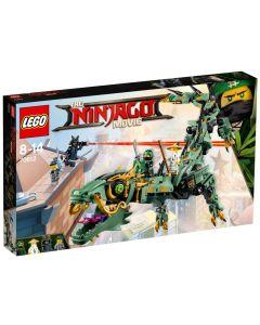LEGO Ninjago 70612 Grønn ninjarobotdrage