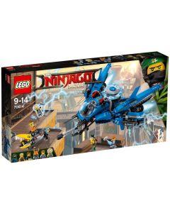 LEGO Ninjago 70614 Lynjager