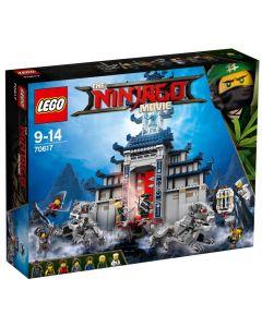LEGO Ninjago 70617 Det ultimate våpens tempel
