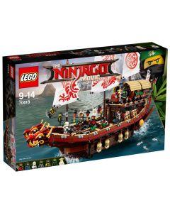 LEGO Ninjago 70618 Skjebneskipet Bounty