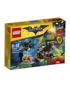 LEGO Batman Movie Scarecrow Fearful Face-off 70913