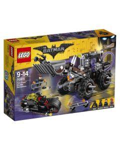 LEGO Batman Movie Two-Face Double Demolition 70915