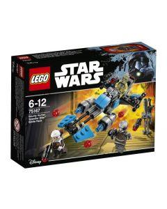 LEGO Star Wars TM Bounty Hunter Speeder Bike™ stridspakke 75167