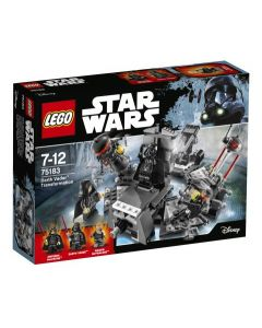 LEGO Star Wars TM Transformasjon med Darth Vader™ 75183