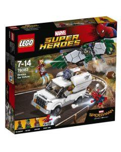 LEGO Super Heroes Se opp for Vulture 76083
