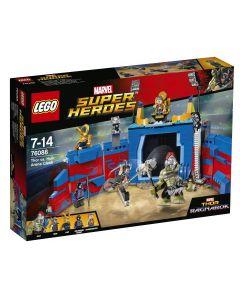 LEGO Super Heroes Tor mot Hulk: Oppgjør på arenaen 76088