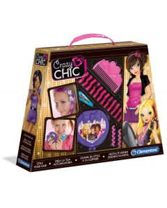 Clementoni Crazy chic - Hårsett