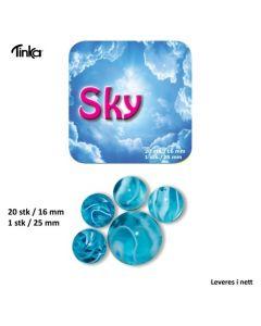 Klinkekule - Sky