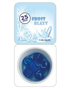 Klinkekule 25 mm - Frost blazt