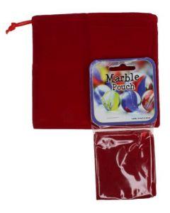 Samlepose til klinkekuler 14x12,5 cm - rod