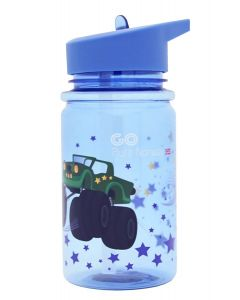 GO Pure Norway Bil PS drikkeflaske 420 ml - blaa