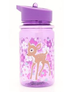GO Pure Norway Bambi PS drikkeflaske 420 ml - lilla