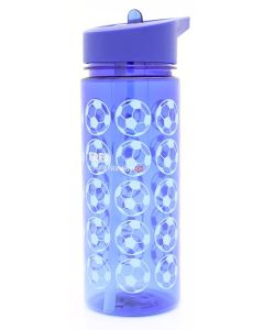 Free Pure Norway Fotball PS drikkeflaske 420 ml - blaa