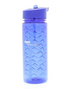 Free Pure Norway Wave PS drikkeflaske 500 ml - blå