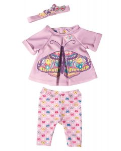 BABY Born Deluxe Butterfly Set