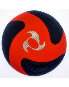 Frisbee soft PU - 26cm - rød