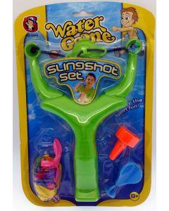 Sprettert med vannballonger