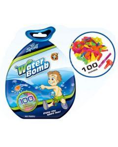 Vannballonger 100stk