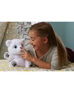 Furreal Snifflin Sawyer - isbjørn