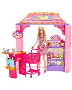 Barbie Shops matbutikk