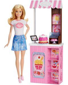 Barbie Bakeri dukke og lekesett