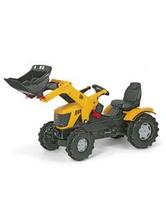 RollyToys Farmtrac JCB 8250 - plasthjul