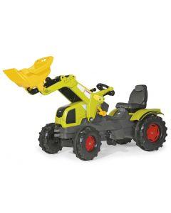 RollyToys Farmtrac Claas Axos 340 - plasthjul