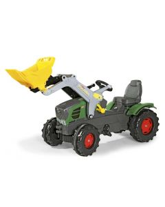 RollyToys Farmtrac Fendt 211 Vario - plasthjul