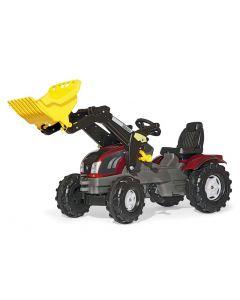 RollyToys Farmtrac Valtra T163 - plasthjul