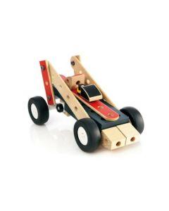 BRIO byggesett Bil F1