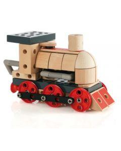BRIO byggesett Lokomotiv
