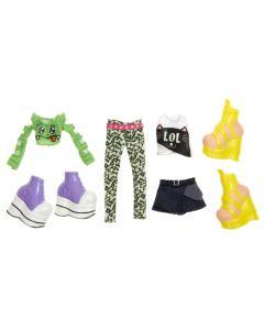 Bratz Deluxe Fashion Pack - dukkeklær
