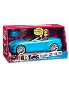 Bratz RC Car- 27 MHz - Electric Blue