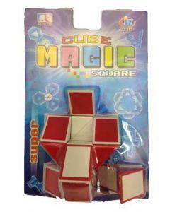 Magic cube - rød