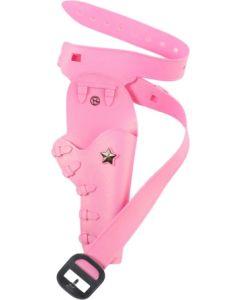 Pistolbelte - Revolverbelte Rosa