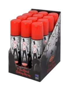 Halloween blodspray 75ml - stk