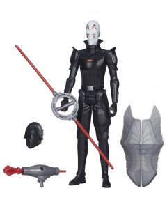 Star Wars Rebels Hero Mission figur The Inquisitor