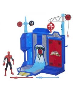 SPIDER-MAN Web Slingers Targer Range