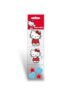 Hello Kitty viskelærsett